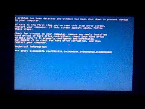 xp setup error solved how to fix stop 0x0000007b blue screen error when