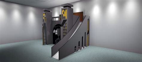 Batman Bed Batman Themed Children S Bed Pinterest Batman Bunk Beds