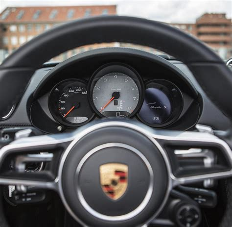 Porsche Lenkrad by Test So Gut Ist Der Porsche 718 Boxster Welt
