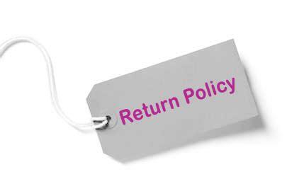 refund policy designer frames find the frame