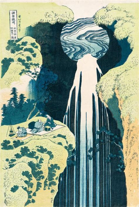 japan painting show hokusai ngv