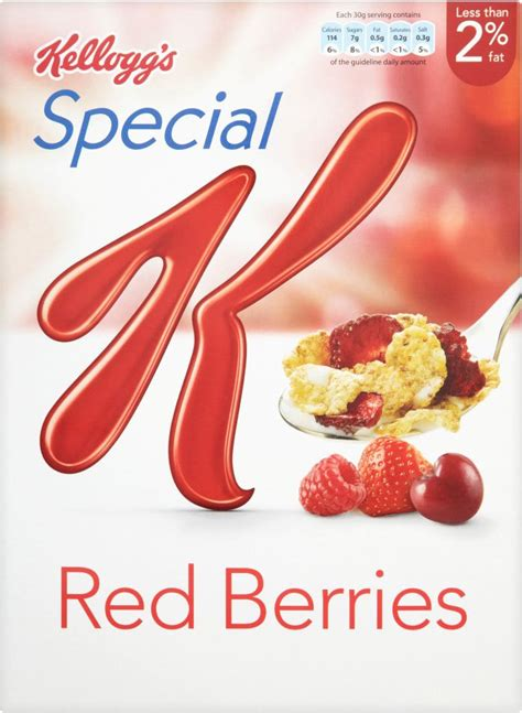 carbohydrates in kellogg s special k kelloggs special k berries car interior design