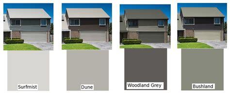 dune color colorbond dune roof search exterior paint colours