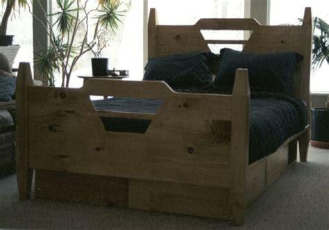 king size platform bed  storage