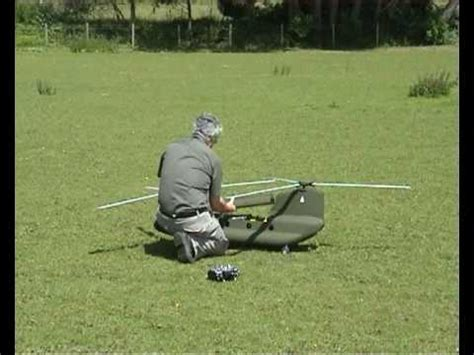large scale rc chinook youtube