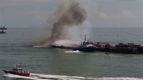 fishing boat fire port arthur texas offshore injury lawyers port aransas barge