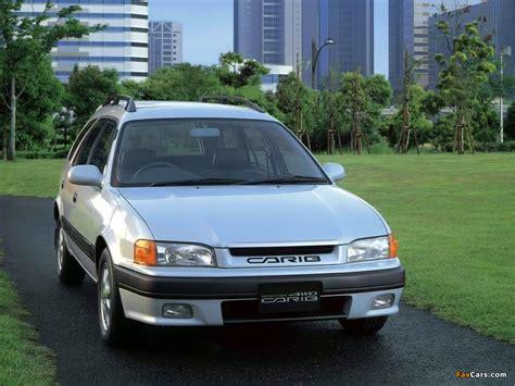 Toyota Carib Sprinter Toyota Sprinter Carib Ae110g 1995 97 Images 1024x768