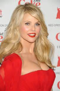 christie brinkley christie brinkley at the heart truths red dress collection