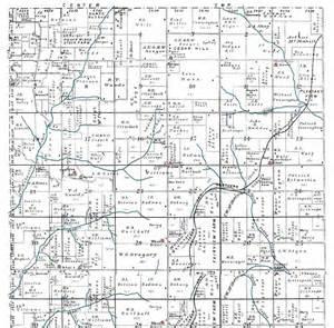 mills county map mills county iowa maps 1910