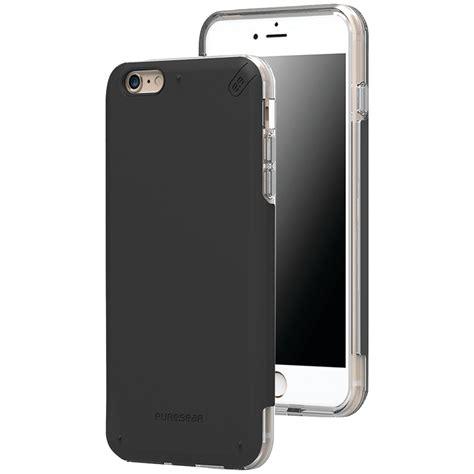 puregear 11073vrp iphone r 6 plus 6s plus dualtek r pro black clear