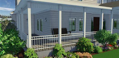 vizterra gives landscaping industry professional 3d vizterra 3d deck design software structure studios