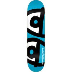 skatebord decks krooked maximeyes 8 5 skateboard deck evo outlet