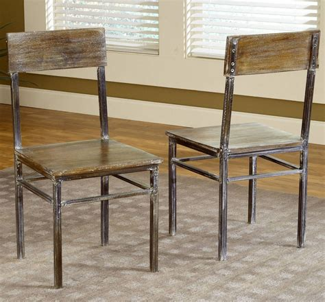Farmhouse Dining Chairs Modus Farmhouse Dining Chair W Oxidized Finish Beyond Stores