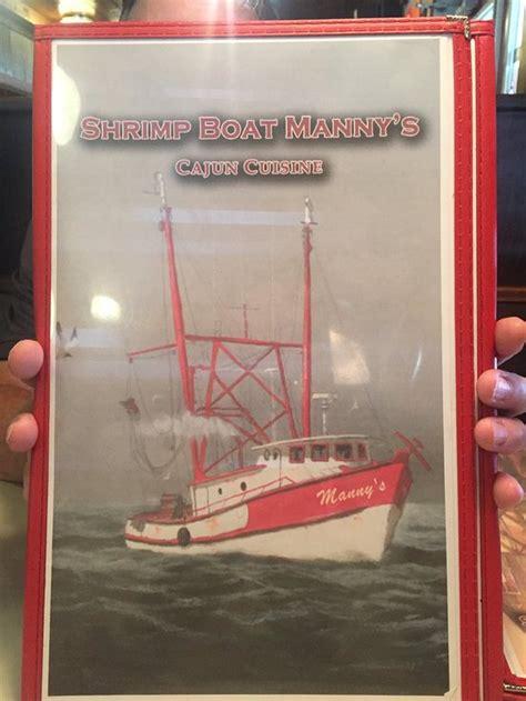 shrimp boat restaurant menu shrimp boat manny s livingston menu prices