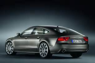 Audi R7 Sportback New Audi A7 Sportback Official Details And 106 High Res