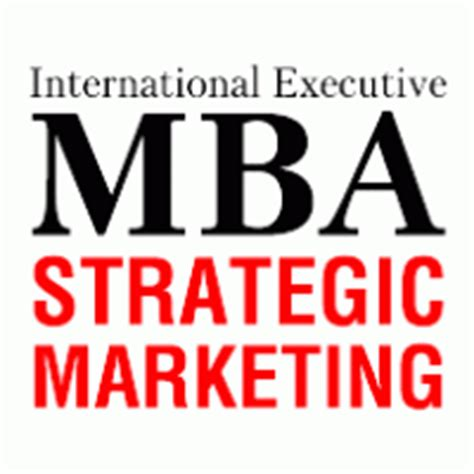Executive Mba In Sales And Marketing by Mba Logo Vectors Free