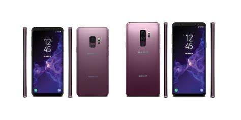 Samsung S9 samsung galaxy s9 s9 leak again this time showing the front and back of the phone