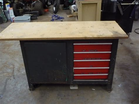 Building Drawers For A Workbench by How To Build Workbench With Drawers Best House Design