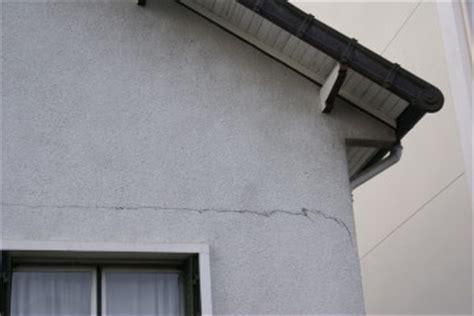 Fissure Dans Le Mur 4128 by Les Infiltrations Dans Votre Maison Mat 233 Riaux Et Bricolage