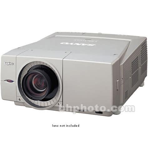 Lu Lcd Projector Sanyo sanyo plc ef60a multimedia lcd projector plc ef60a b h photo