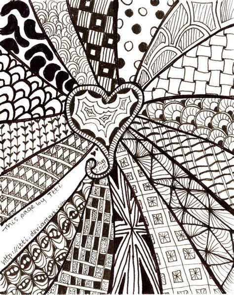 doodle patterns meaning best 25 zentangle for beginners ideas on
