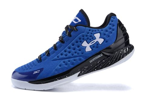 white armour basketball shoes classic armour ua stephen curry one low team royal