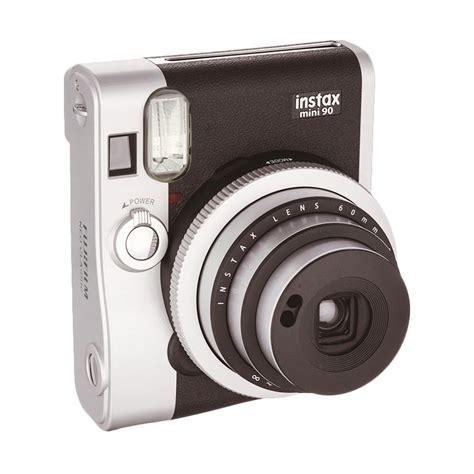 Fujifilm Instax Mini Neo 90 Black jual fujifilm instax mini 90s neo classic black