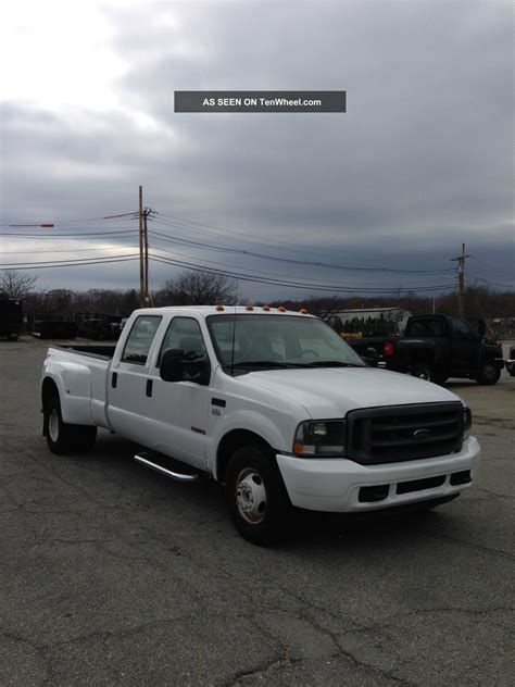 2003 Ford F350 Diesel by 2003 Ford F350 7 3 Litre Diesel Dually Crew Cab Interior