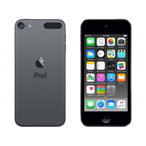 Ipod Touch 6th 16gb apple 16gb ipod touch space gray 6th generation