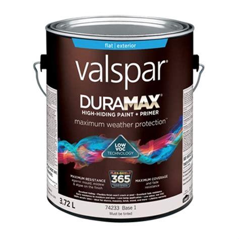 valspar duramax exterior paint and primer lowe s canada