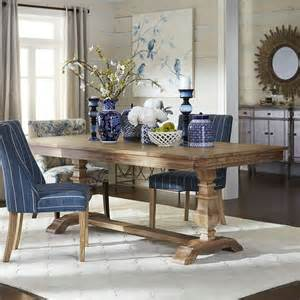 Pier 1 Dining Room Table by Natural Stonewash 84 Quot Dining Table Dining Sets Natural