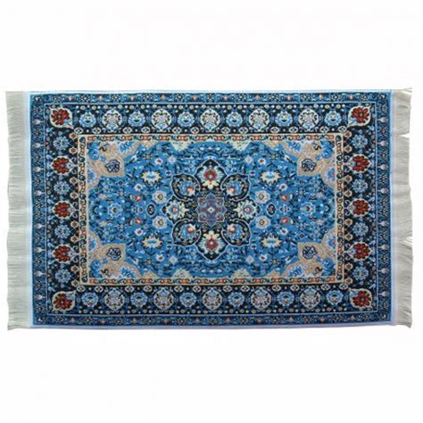 rug mouse pad buy mousepad rug blue design3000 de