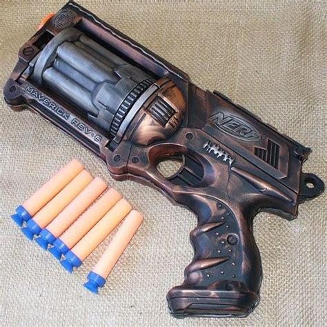 Batman Asus Zenfone 6 Custom steunk nerf n strike maverick gun gonzomag
