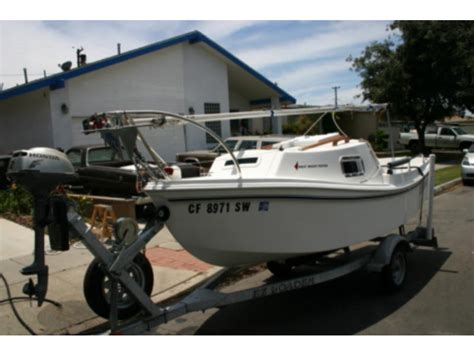 15 Foot Sailboat With Cabin by 2006 West Wight Potter P15 Sailboats