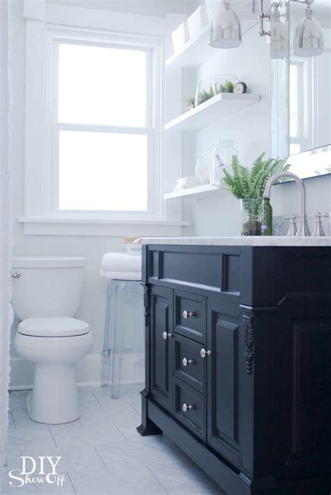 diy bathroom makeover bathroom makeover diy show off diy decorating and