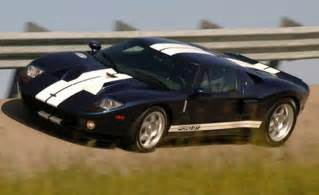 2005 Ford Gt Car And Driver