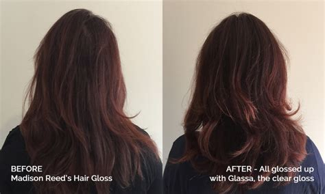 hair glaze color treatment pics review of madison reed s hair gloss
