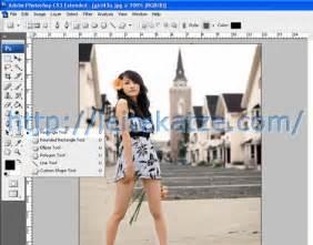 tutorial edit foto pada photoshop tutorial photoshop membuatefek frame keren pada foto