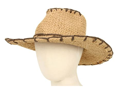 Hat With Paper - san diego hat company paper cowboy hat