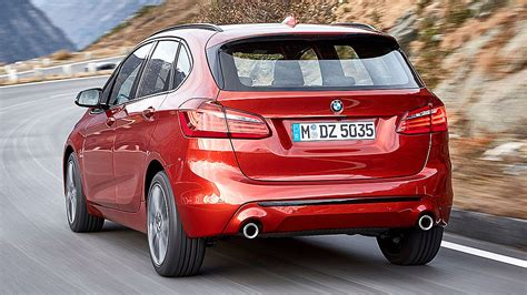 Bmw 2er Tourer Test by Bmw 2er Active Tourer Autobild De