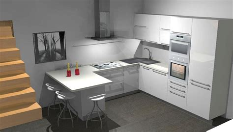 cucine ad angolo moderne con piano cottura o lavello ad