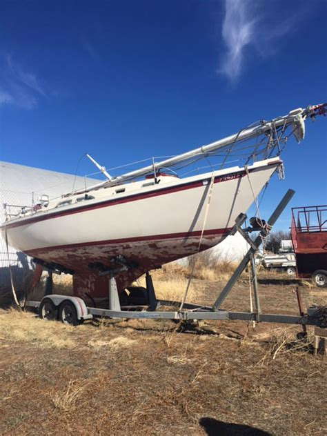 boats for sale in amarillo texas ericson 29 1977 amarillo texas sailboat for sale from