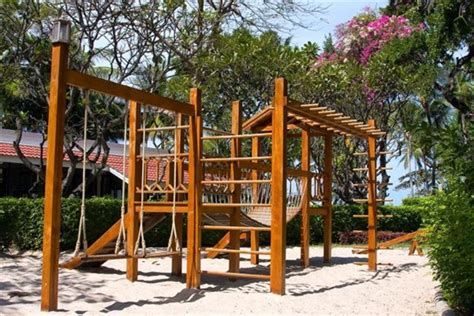 building a backyard playground diy swing set playhouse build your own black decker