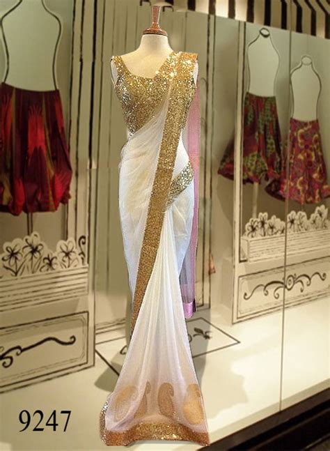 Modern Design Duvet Covers Buy Creamiest White Plain Net Mm Designer Saree With