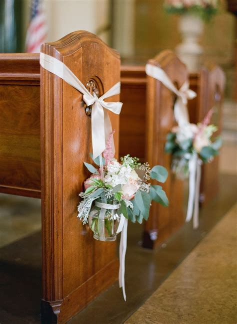 236 best wedding pew markers chair markers images on