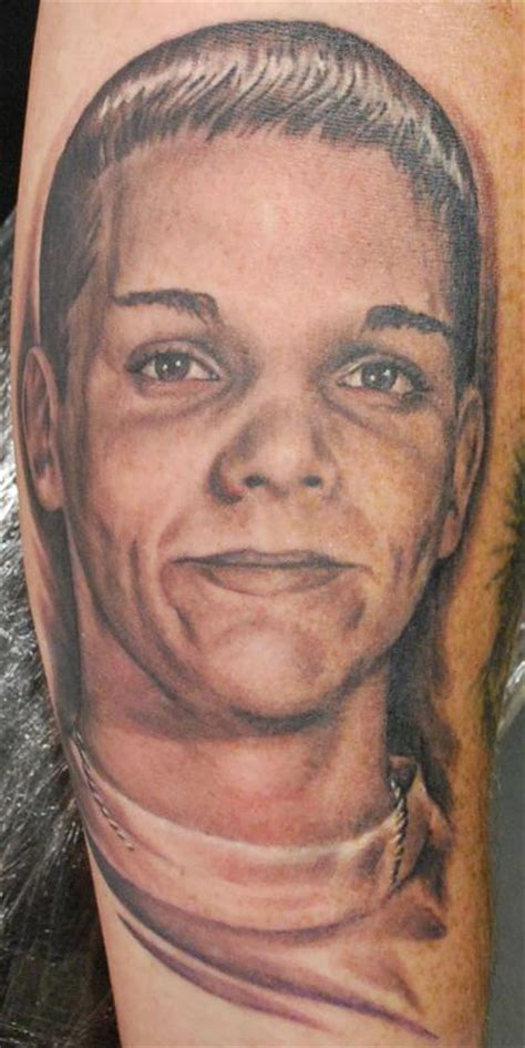 black and grey tattoo artists virginia black and grey portrait tattoo by andy chambers tattoonow