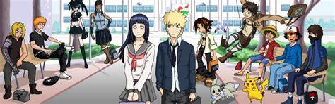 anime high school image gallery high school anime