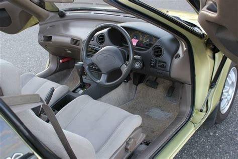 Toyota Sera Interior Funky Mode 1990 Toyota Sera Bring A Trailer