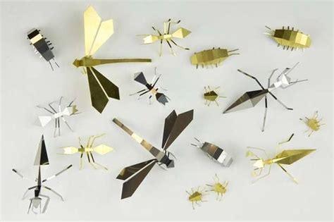 Metal Origami - animalistic metal origami metal origami