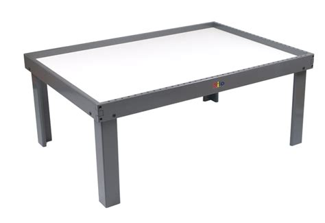 n34gx nilo 174 lego table in gray no mats